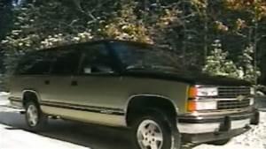 U00bb 1992 Chevrolet Suburban Test Drive