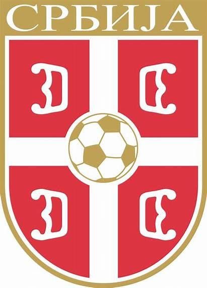 Football Team Logos National Serbia Transparent Crest
