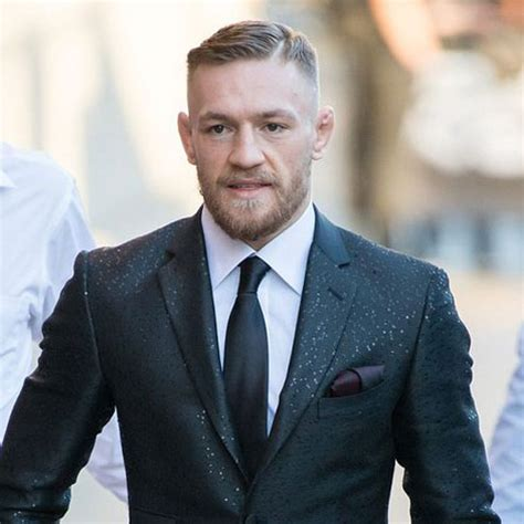 the conor mcgregor haircut s hairstyles haircuts 2017
