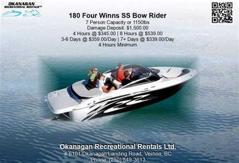 Boat Service Vernon by Okanagan Recreational Rentals Ltd Vernon Bc 6101
