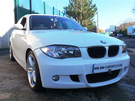 auto manual repair 2008 bmw 1 series spare 2008 bmw 1 series 116i m sport 5 door hatchback petrol manual breaking for used and spare