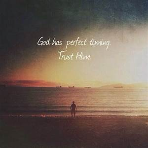 Trust In God Qu... God And Confidence Quotes