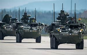 US Army to Upgrade Stryker Vehicles With Missile-Crushing ...