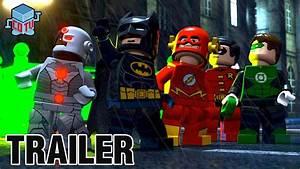 Lego, Batman, The, Movie, Dc, Superheroes, Unite, Official, Trailer