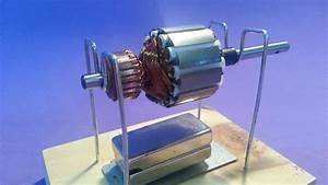 Principio Del Motor El U00e9ctrico