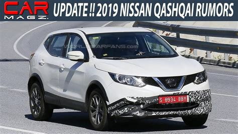 Updtate 2019 Nissan Qashqai Redesign Specs And Price Youtube