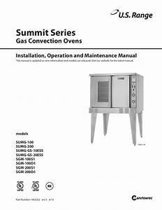 Garland Master 200 Service Manual