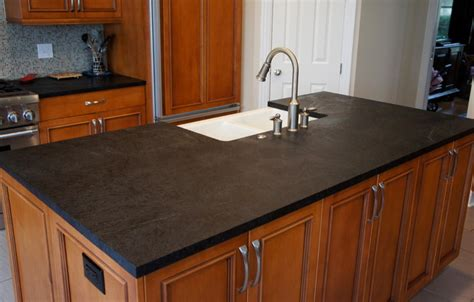 Soapstone Counters They're Longlasting, Stay Clean