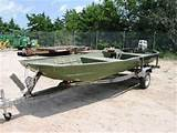 Pictures of Aluminum Boats With Motor For Sale