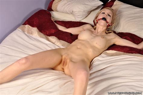 With A Shaved Pussy Naked Submissive Blonde Xxxonxxx Picture
