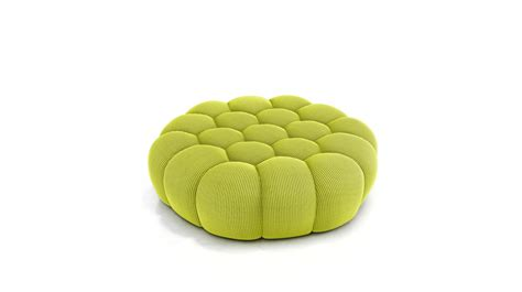 canapé tissu roche bobois pouf roche bobois