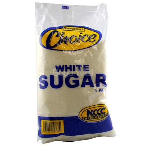 heavy duty sofa white sugar 1 kilo