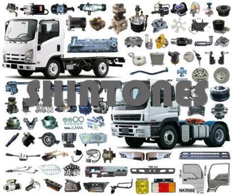 spare parts  isuzu truck nkr npr  cxz cvr exr