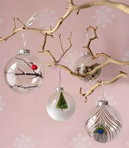 Deko Aus Glas : weihnachtsbaum schmuck aus glas sch ne weihnachtsdeko ~ Watch28wear.com Haus und Dekorationen