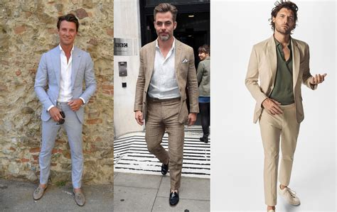 Wedding Dresses For Men : What To Wear To The Big Day