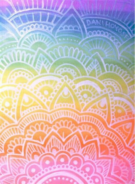 mandala colorido fondos de pantalla mandalas mandala