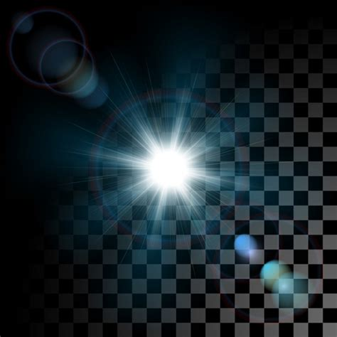 graphic light effect for photoshop png graphics