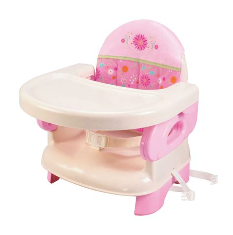 summer infant pink folding booster seat baby baby