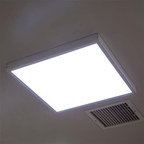 led drop ceiling lights led ceiling light panel frame kit surface mount ceiling