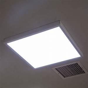 Even glow led panel light fixture  lumens