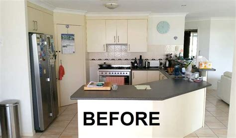 kitchen cabinets renovation white kitchen renovation project kitchens brisbane 3204