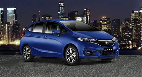 Honda Jazz 1.5 V Cvt 2019, Philippines Price & Specs