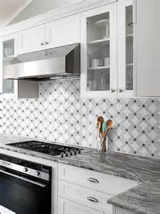 backsplash tile ideas for small kitchens white gray marble mix backsplash tile backsplash