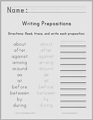 Best First Grade Writing Worksheets - ideas and images on Bing ...