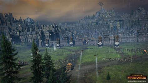 2 total war siege total war warhammer tweaks sieges focus to wall