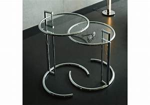 Adjustable Table E 1027 : adjustable table e 1027 classicon beistelltisch milia shop ~ Bigdaddyawards.com Haus und Dekorationen