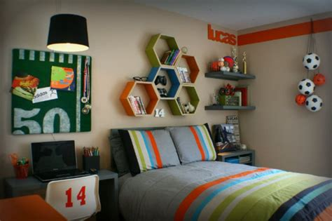 12 Modern Teen Bedroom Designs Based On Boy's Hobbies