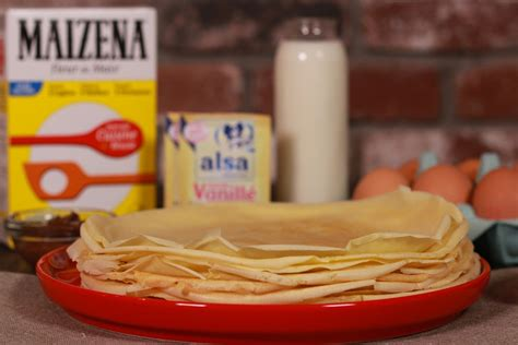 recette pate a crepe legere maizena 28 images crepes aux pommes caramelisees quot du jardin