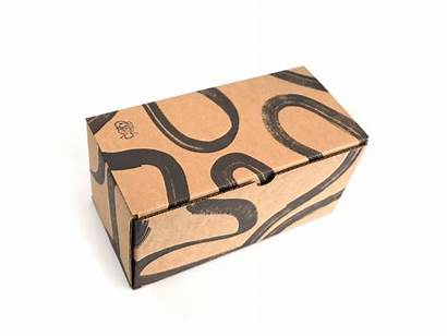 Packaging Boxes Pottery Dribbble Packing Box Putnam