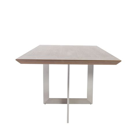 european style kitchen tables tosca dining table by euro style
