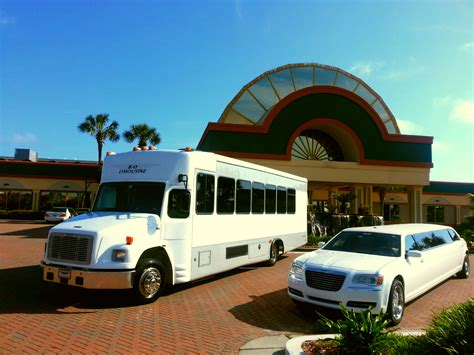Limo Transportation Services by Florida Best Limousine Transportation Service Bay Limo
