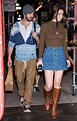 ANYA TAYLOR-JOY and Eoin Macken Out in Philadelphia 10/20 ...