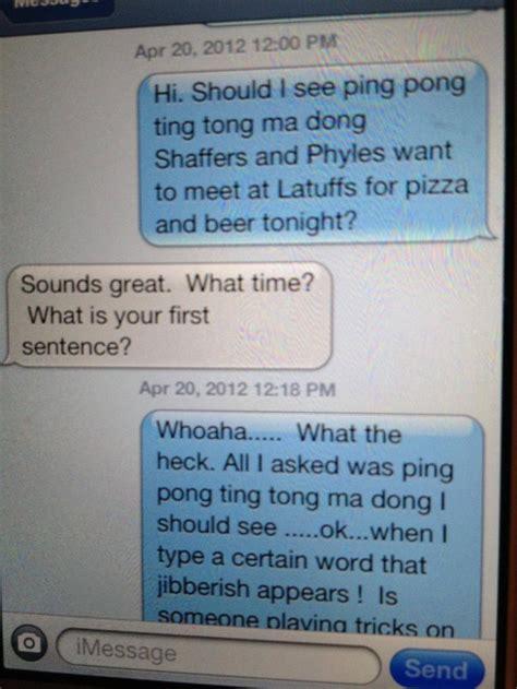 hilarious text replacement pranks