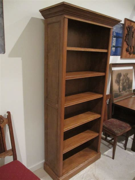Birch Bookcases by Buy A Custom Traditional Birch Bookcase Made To Order