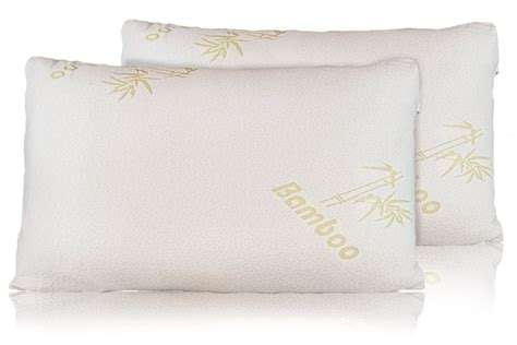 reviews on bamboo pillows relax home bamboo pillow bamboo pillow reviews
