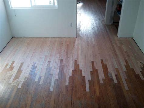 Bleaching Oak Hardwood Floors   Carpet Vidalondon