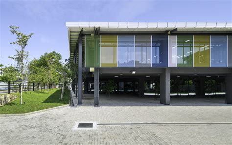 Textilfabrik Innovation Center In Katunayake by Textilfabrik Innovation Center In Katunayake
