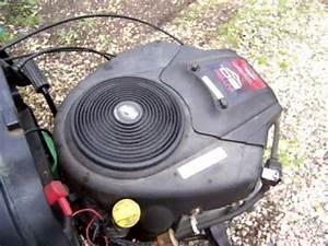 Briggs 20 Hp Intek Twin Engine