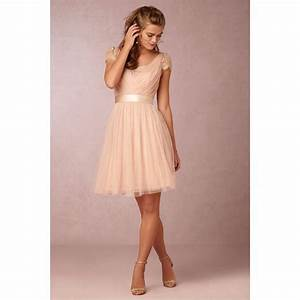 Popular Peach Bridesmaid Dresses-Buy Cheap Peach ...