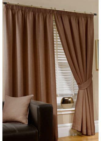 inspire  matalan  wanted curtains brown