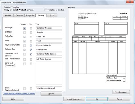 Great Quickbooks Supplied Template Images Gallery >> Inventory ...