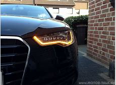 Audi A6 4G Umbau auf FULL LED Frontscheinwerfer inkl LED