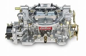 Edelbrock 1406 Performer Series Carburetor 600 Cfm With