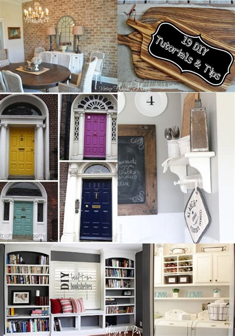 20 tutorials and tips not to miss diy projects home 19 diy tutorials tips not to miss home stories a to z
