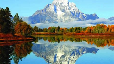 water landscapes nature mountain view wallpaper