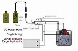 Collection Of Dump Trailer Hydraulic Pump Wiring Diagram